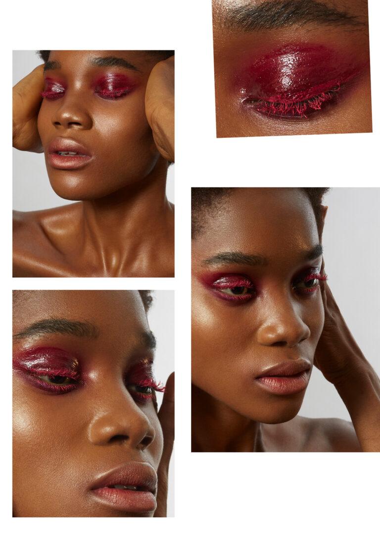 beauty photography editorial made by Lorenzo Berni Photographer